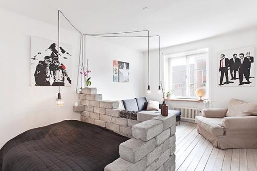 rustik og cool ruminddeling
