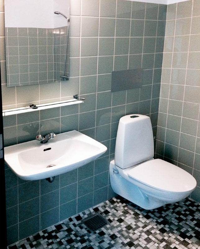 70'er badeværelse