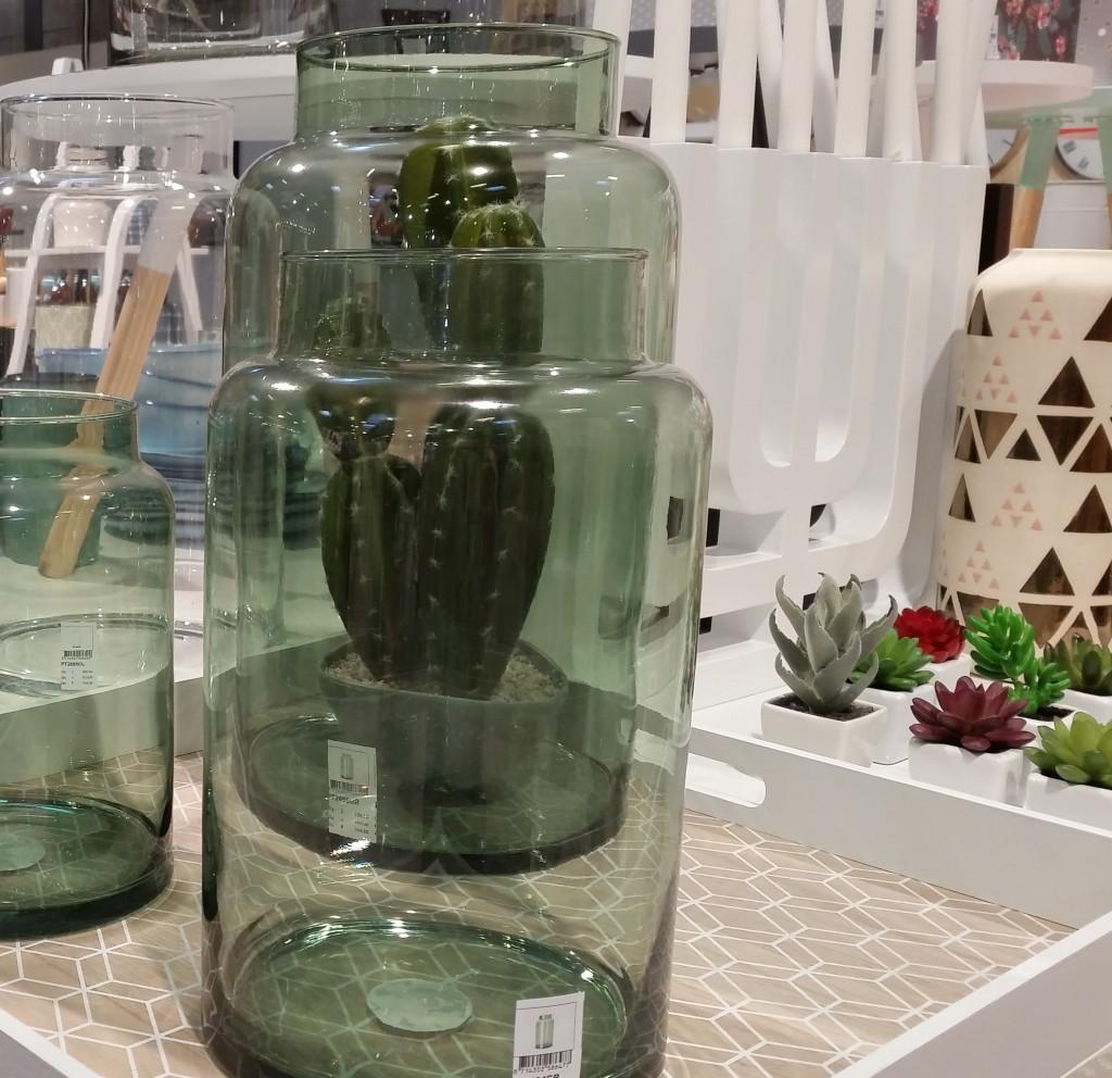 Vaser af glas