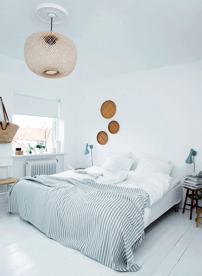 nordisk soveværelse