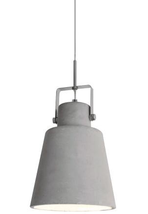 Belysning beton pendel