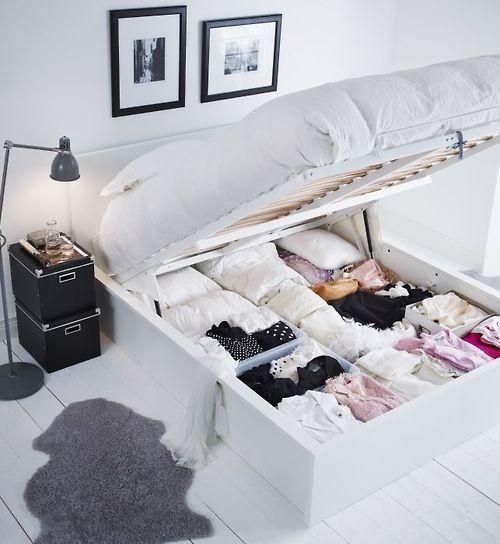 møbler med opbevaring