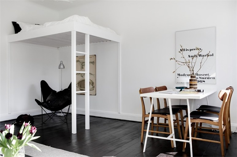 Møbler til små lejligheder