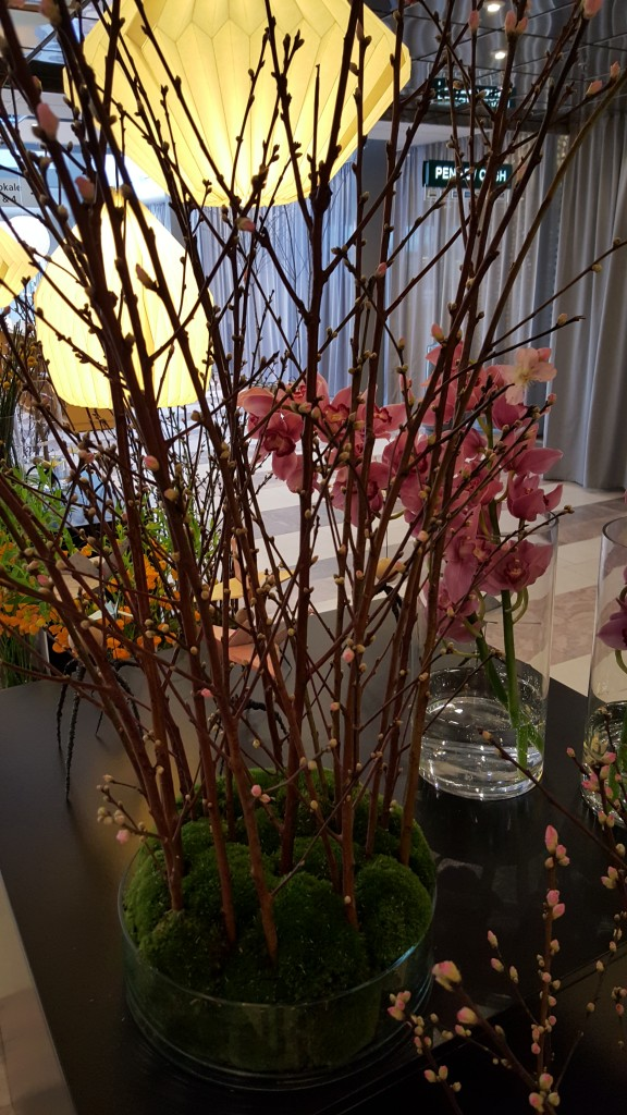 Formland blomster