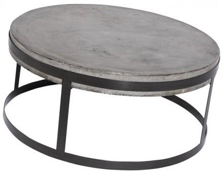 Sofabord i beton