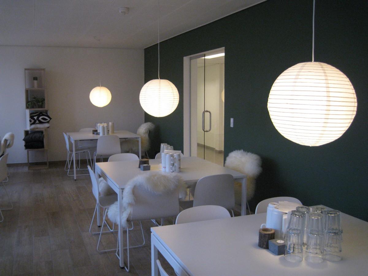 FØr & efter: indretning af kantine   blog om bolig