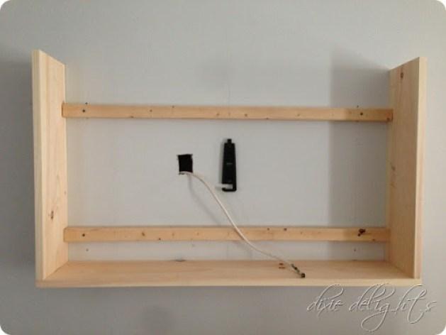 diy tv-møbel