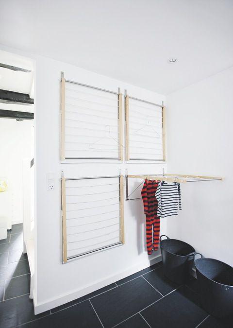 Ikea tørrestativ