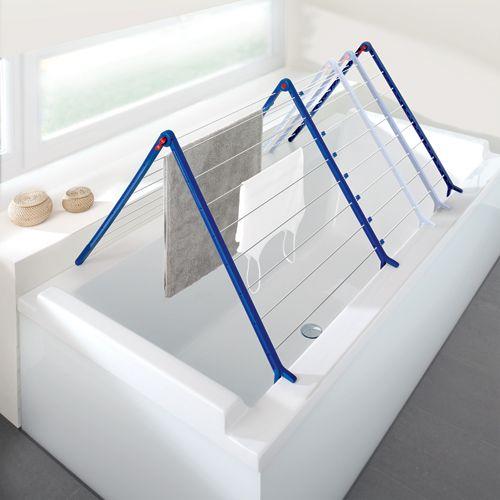 leifheit tørrestativ til badekar
