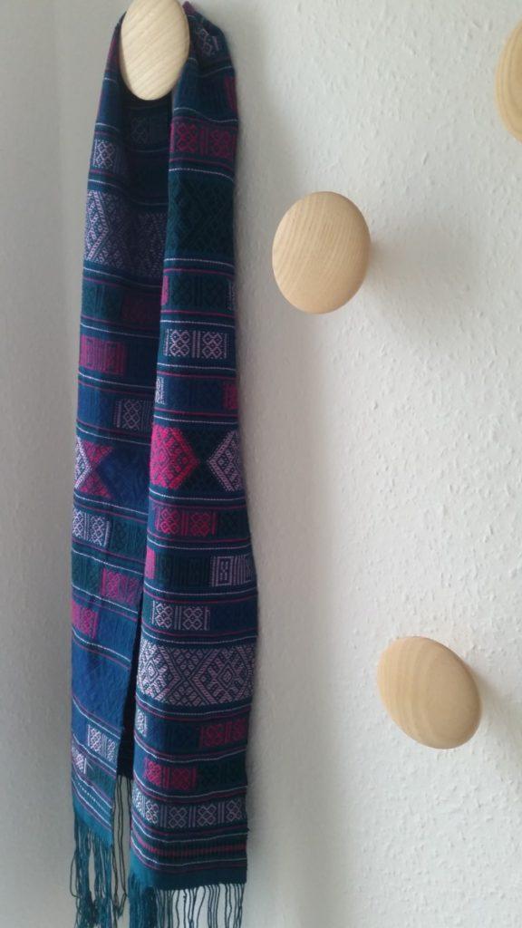 Tørklæde fra Nepal